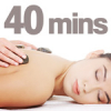LaStone® Stress Releaser of the back, neck and shoulders – 40 minutes Gift Voucher